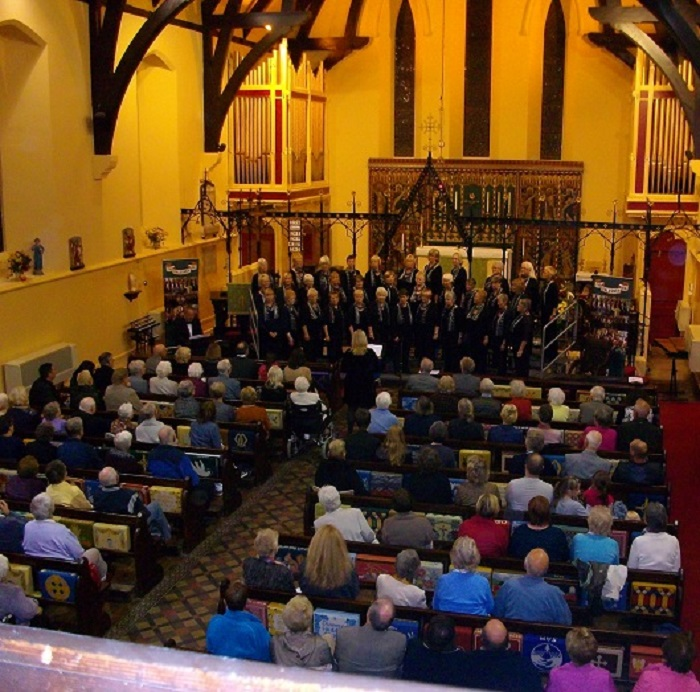 Concert with the Dalesmen 2015