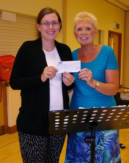 Funds raised for St Gemma's Hospice 2015