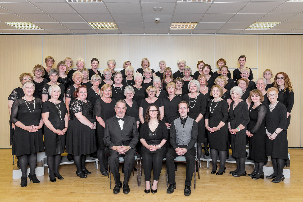 Horbury Singers July 2017